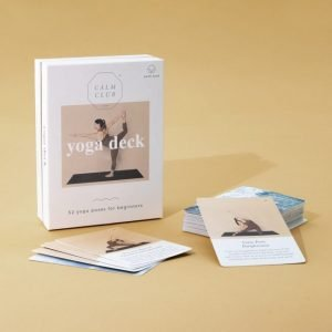 yoga card deck